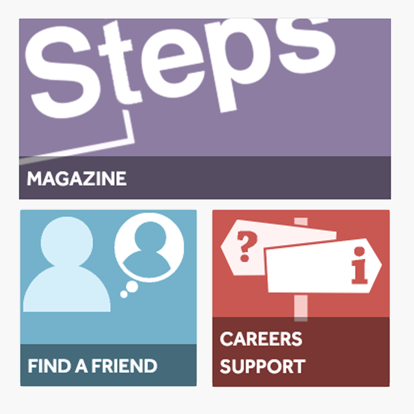alumni Magazine, find a friend and careers advice